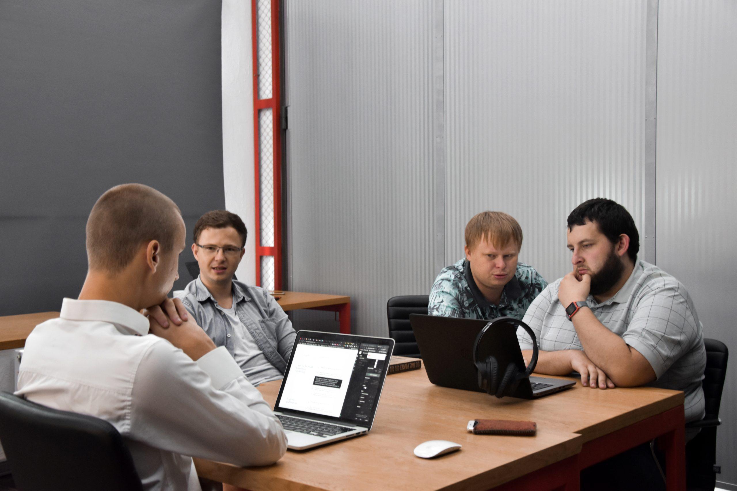 Zefirity team розробка веб сайтів